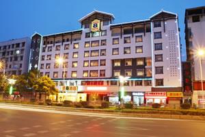 ��家界速8酒店