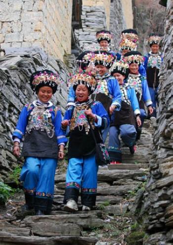 湘西文化苗族谜语十则,您能猜出来?