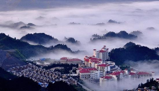 张家界碧桂园凤凰酒店
