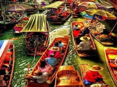 亚洲旅游消费便宜国家推荐 年轻时一定要去一次!