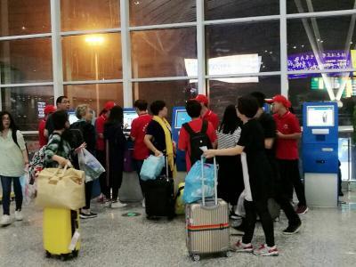 张家界机场国庆黄金周运送旅客约5.3万人次