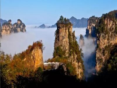 张家界国庆黄金周共接待游客239.79万人次