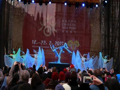 """魅力湘西将赴俄罗斯等国开展""""欢乐春节""""交流演出"""
