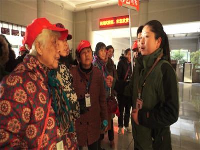 张管局:党的十九大精神宣讲进景区