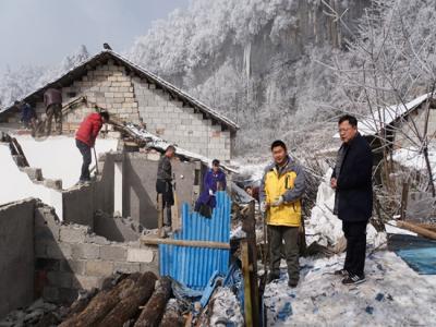 武陵源核心景区移民搬迁房屋征拆工作拉开序幕