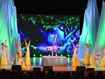 张家界魅力湘西踏访白俄罗斯 民俗大戏登上国家音乐馆舞台