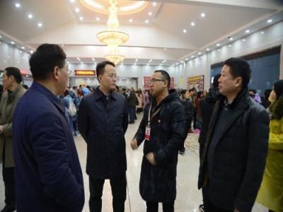 郑小胡督查武陵源春节黄金周旅游接待工作