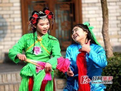 张家界春节旅游 多彩民俗庆新春