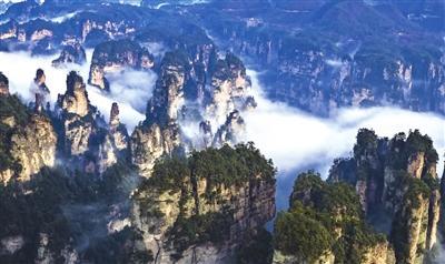 张家界武陵源核心景区3月1日起执行旺季票价
