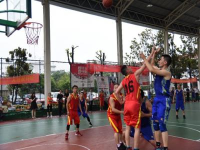 """张家界""""大鲵杯""""篮球赛在武陵源顺利闭幕"""