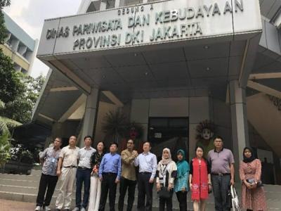 张家界在印度尼西亚雅加达举办旅游宣传推介会