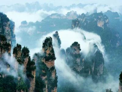 张家界武陵源核心景区淡季门票价格新政策