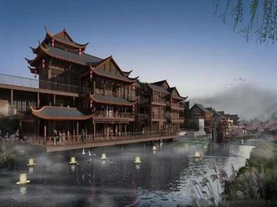张家界中国非遗博物馆将于明年开放
