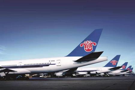 春运南航五架飞机驻场,助力张家界冬季旅游