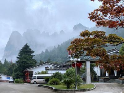 新琵琶溪宾馆暑秋美景图片欣赏